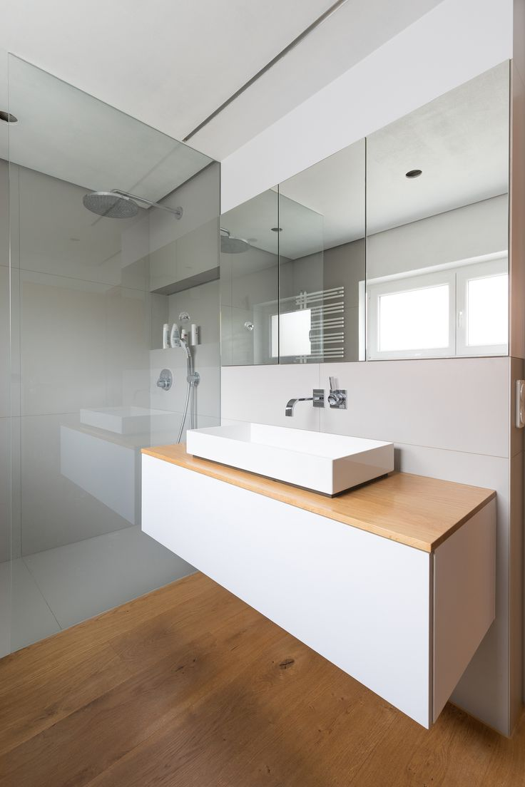 Bad  Badezimmer  Einbauschrank  Badezimmerschrank  Schrank  Unterschrank