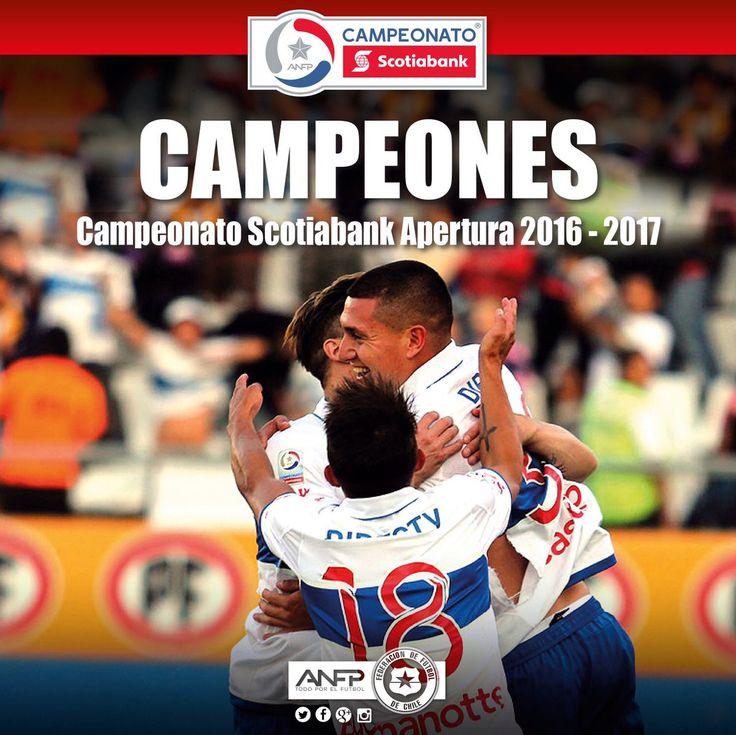 "ANFP en Twitter: ""A celebrar, @CruzadosSADP ¡Felicidades, BICAMPEONES! 👏🏻 🔵⚪️ https://t.co/mx2qEqDMNS"""