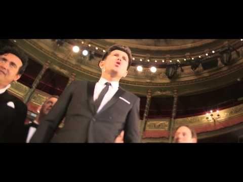Il Divo : Le temps des cathédrales en duo avec Vincent Niclo - YouTube