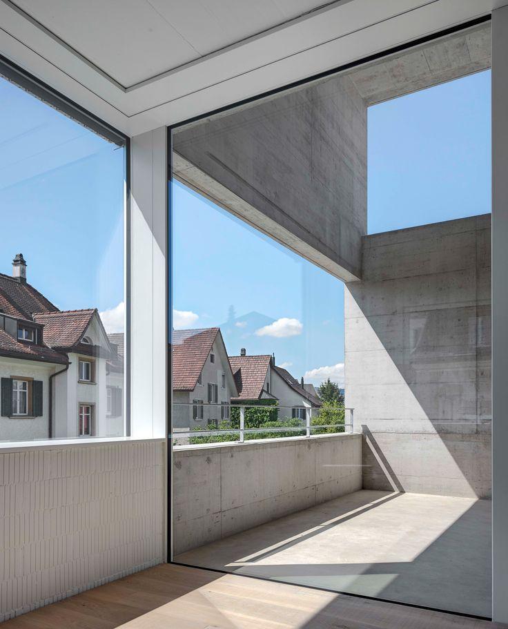 17 best ideas about betonbau on pinterest | bau, badezimmer, Innenarchitektur ideen