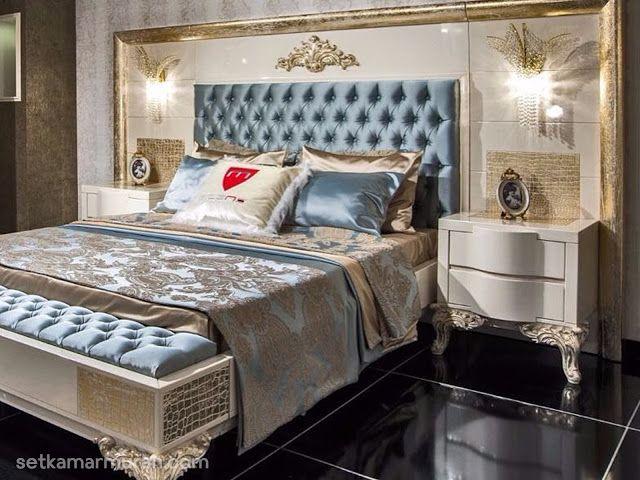 Set Kamar Tidur Mewah Minimalis Modern