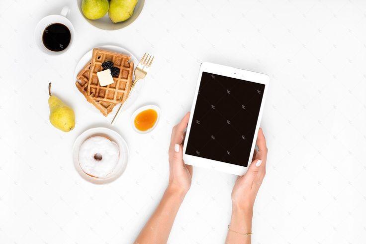 Minimalist Breakfast Collection #06