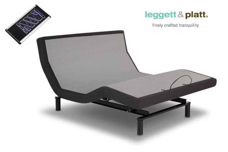 Leggett & Platt Premier P-132 Modern Adjustable Bed