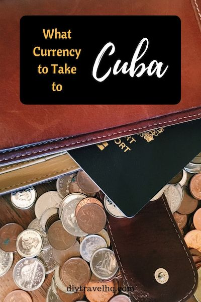 What Currency To Take Cuba Travel Money Exchange Cubatravel Cubamoney Cubacurrency