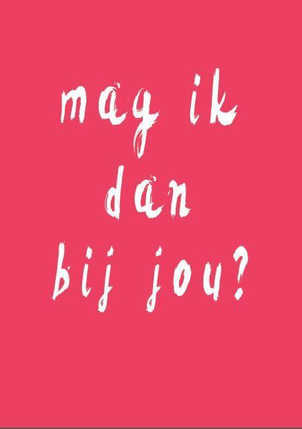 4-02 Mag ik dan bij jou? tekst: Claudia de Breij