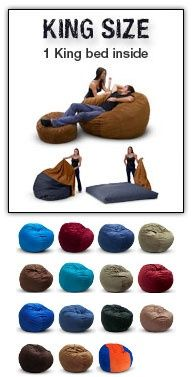 Best 25 Bean Bag Bed Ideas On Pinterest Bedroom Bed