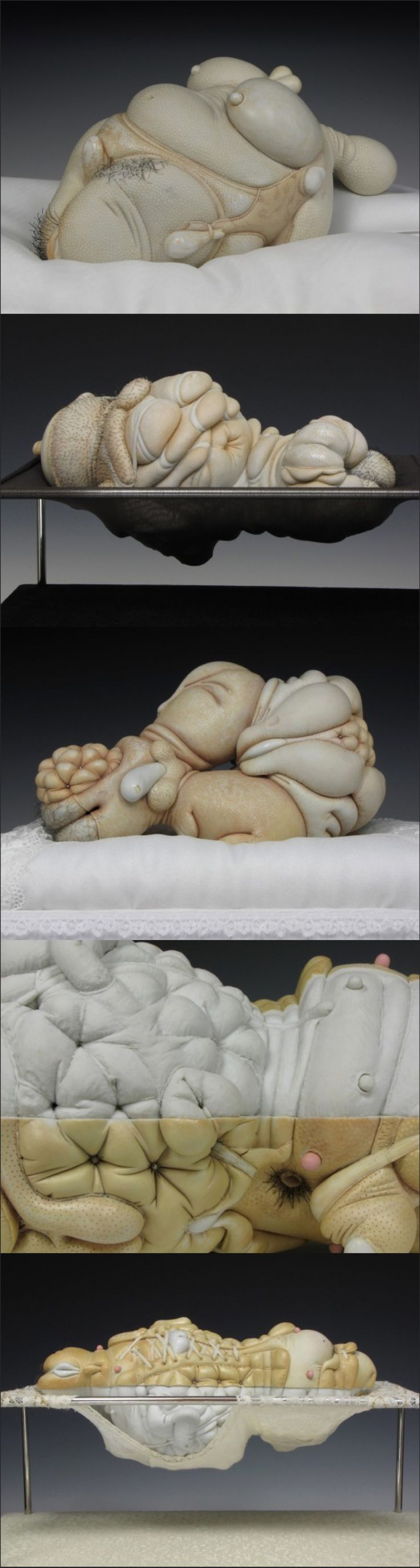 Jason Briggs' Sexually Amorphous Sculptures Make You Want To Touch Them June 18…