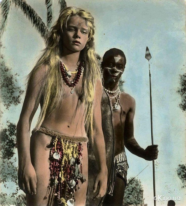 Кадр Лиана, девушка из первобытного леса