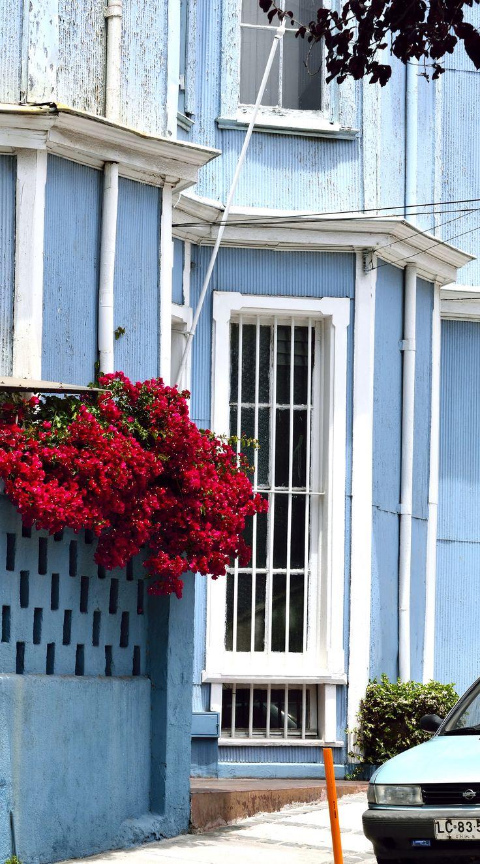 https://flic.kr/p/D7ohtC | Valparaíso013 | Calle Miramar, Cerro Alegre, Valparaíso, Chile.