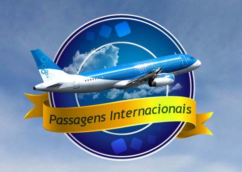 Passagens aéreas internacionais Passagens aéreas internacionais   Baratas