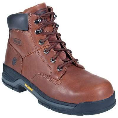$90 oots: Harrison EH Steel Toe Work Boots 4675