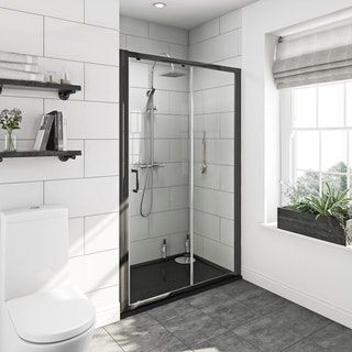 Inspirational Unique Shower Door Ideas