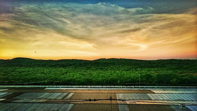 Do terraço da UnP. #sky #inspiração #instagood #fromwhereistand