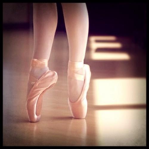 Ballet Shoes - @LONELILEAP | instagram