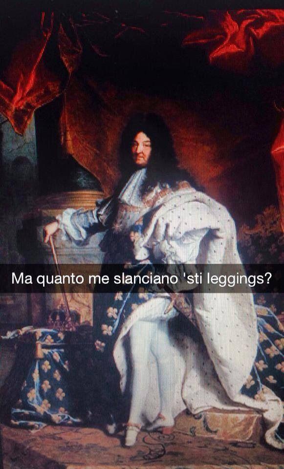 Rigaud . Ritratto di Luigi XIV