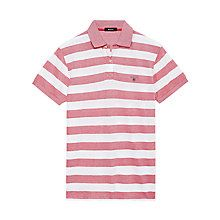 Buy Gant Oxford Breton Stripe Polo Shirt Online at johnlewis.com