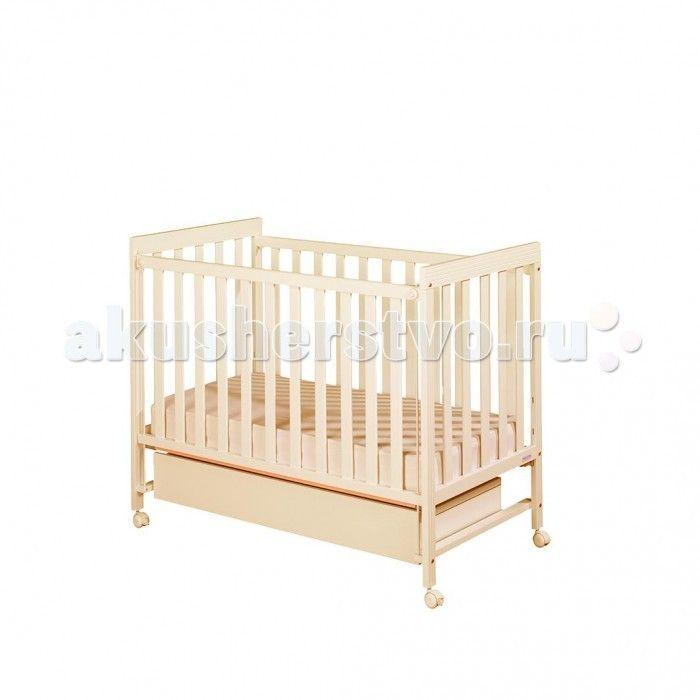 Детская кроватка Micuna Basic-1 120x60  Детская кроватка Micuna Babies 120x60 выполнена из натурального бука, покрыта безвредными для детского здоровья красками и лаками из натуральных компонентов на водной основе.  Для изготовления кроваток для детей и новорождённых испанская компания Micuna использует только экологически чистые материалы – они надёжны, долговечны и абсолютно безопасны для малышей. В основе мебели – массив бука или сосны. Элементы выполняются из МДФ – современного аналога…