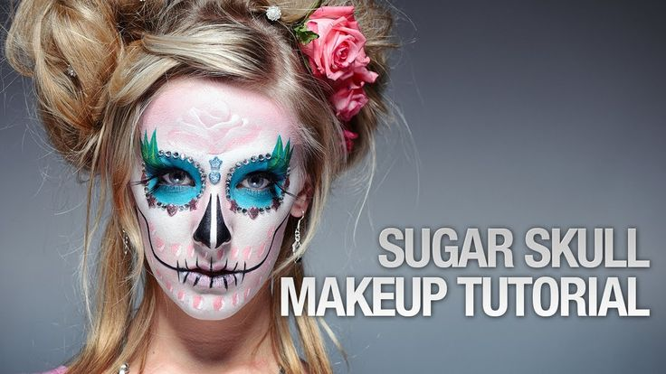 Pro makeupartist Ellinor Rosander guides you from dull to skull in this sugar skull video tutorial. Put that colourful vibe on your Santa Muerte makeup! Lear...