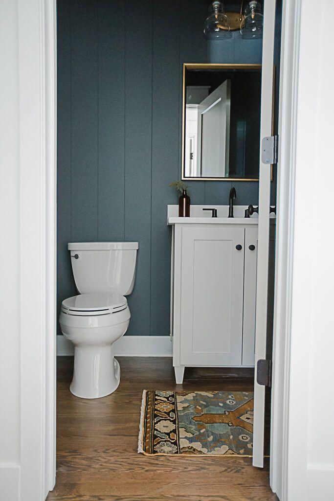 moody earth tones  dark blue bathrooms bathroom design