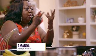 Remy Ma Mother - Amanda  Remy Ma's mother Amanda was seen on Remy Ma & Papoose: A Merry Mackie Holiday. Remy explains that her mother helped her raise her son Jace while she was in jail. Remy bought her mom a new house to show her how much she appreciates her. Remy says that the house her mother was living in was too small.  When Remy visited her family in North Carolina she would avoid her mother's small house and stay with her sister. Papoose didn't have that problem. He loves being…