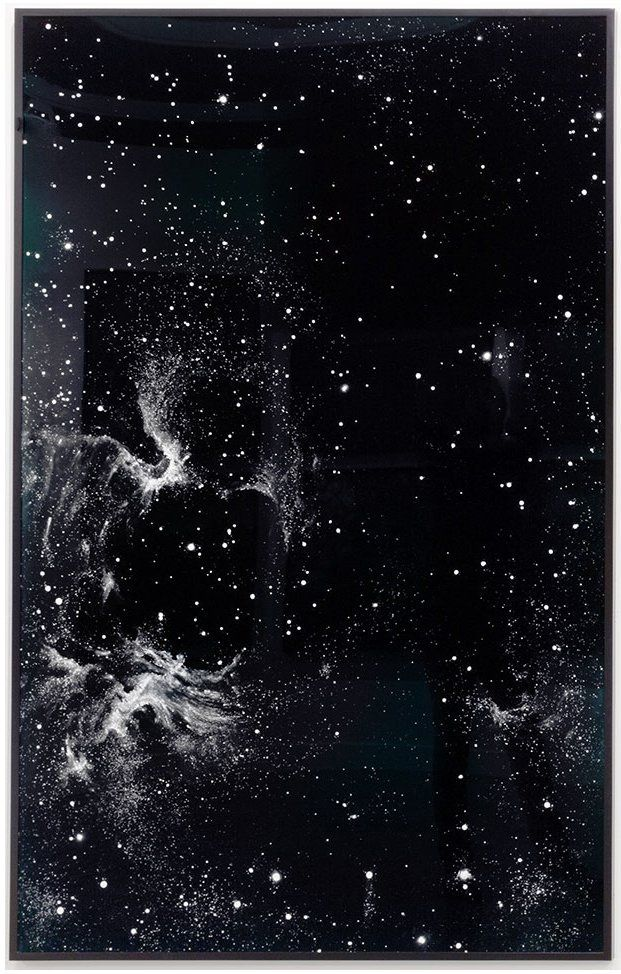MATTHEW BRANDT Night Sky NGC 3603, 2013