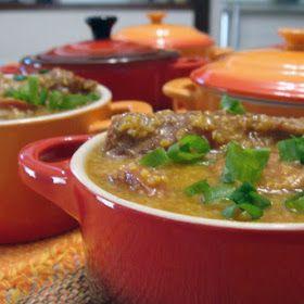 Aprenda a receita de Canjiquinha com Costelinha de Porco