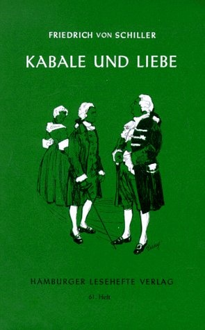 Kabale & Liebe #schiller #literatur #sturm