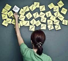 Het begint allemaal met brainstormen