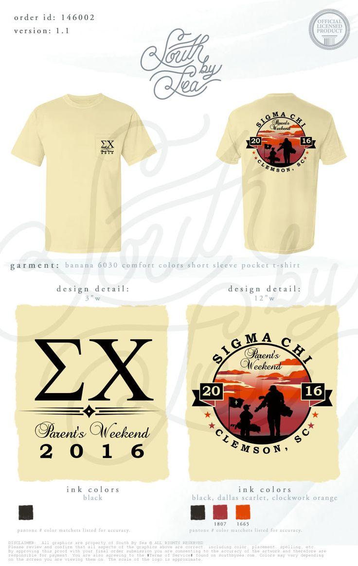 De 25 bedste id er inden for sigma chi p pinterest for Fraternity t shirt design