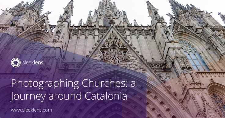 Photographing Churches in Catalonia
