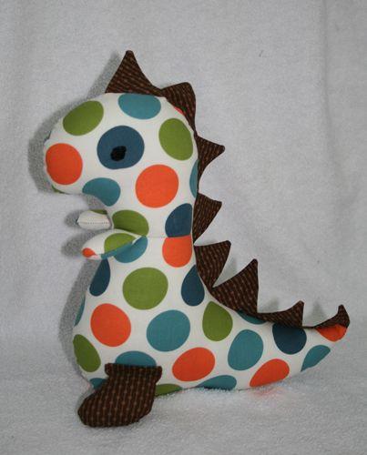 Dinosaur softie!
