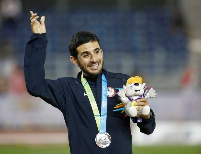 Arizona police say Olympic runner found dead in pool  -  August 29, 2017:Pan Am Games: DAVID TORRENCE, AUG. 28 Olympic middle-distance runner David Torrence was found dead at an apartment complex in Scottsdale, Ariz. He was 31.