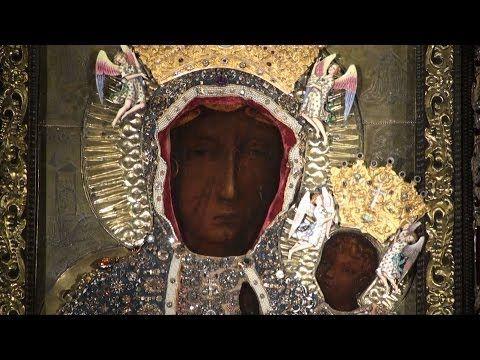Częstochowa, Czarna Madonna - piękna pieśn maryjna - YouTube