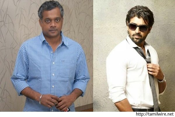 Gautham Menon to direct Arun Vijay again? - http://tamilwire.net/61449-gautham-menon-direct-arun-vijay.html