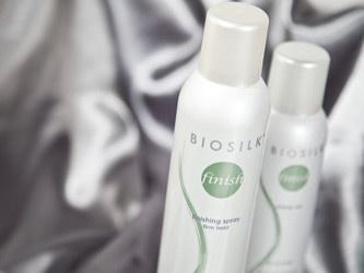 Biosilk Finishing:  Deze finishing producten verstevigen de styling en maken het af met glans en perfectie.