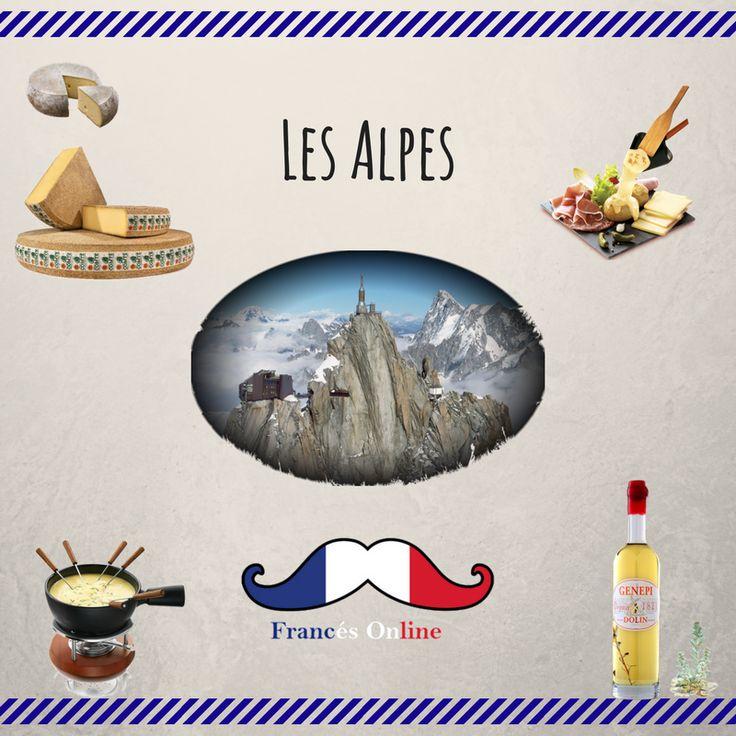 Cette semaine en France il fait très froid et il neige ! On s'arrête dans les #Alpes: L'aiguille du midi, les fromages, le genépi, la gastronomie de montagne (la fondue et la raclette). - Esta semana en Francia hace mucho frio y hay nieve! Hacemos una parada en los Alpes. - This week is very cold in France and it's snowing. We make a stop in the Alpes. - #Français #Francés #French #Language #Idioma #FLE #DELF #DALF #FrancésOnline   #Coursdefrançais #Chamonix #Frenchclass #fondue #raclette