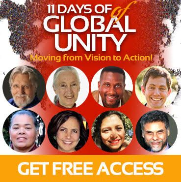 Let's build Unity together this Fall! Modern Day Mastery is co-sponsoring FREE 11 Days of Global Unity Event: https://shiftnetwork.isrefer.com/go/11d16MDM/moderndaymastery/