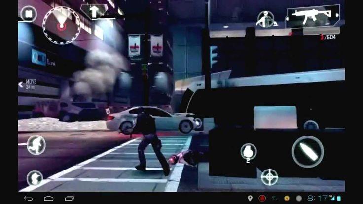 modern combat 4 ZERO HOUR on huawei mediapad (+playlist)