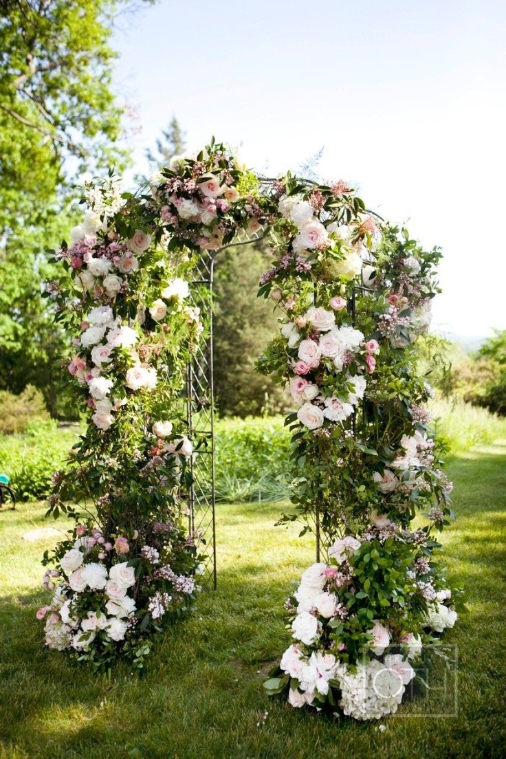 wedding flower arch 385 best images about swags on deco mesh 9465