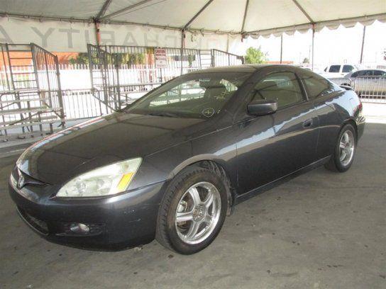 Coupe, 2004 Honda Accord LX With 2 Door In Gardena, CA (90248)