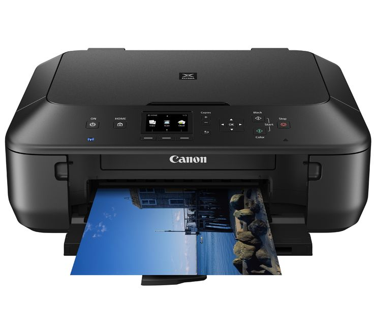 CANON PIXMA MG5650 All-in-One Wireless Inkjet Printer
