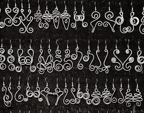 Gypsy Jewelry by Michelle Garrett, via Flickr