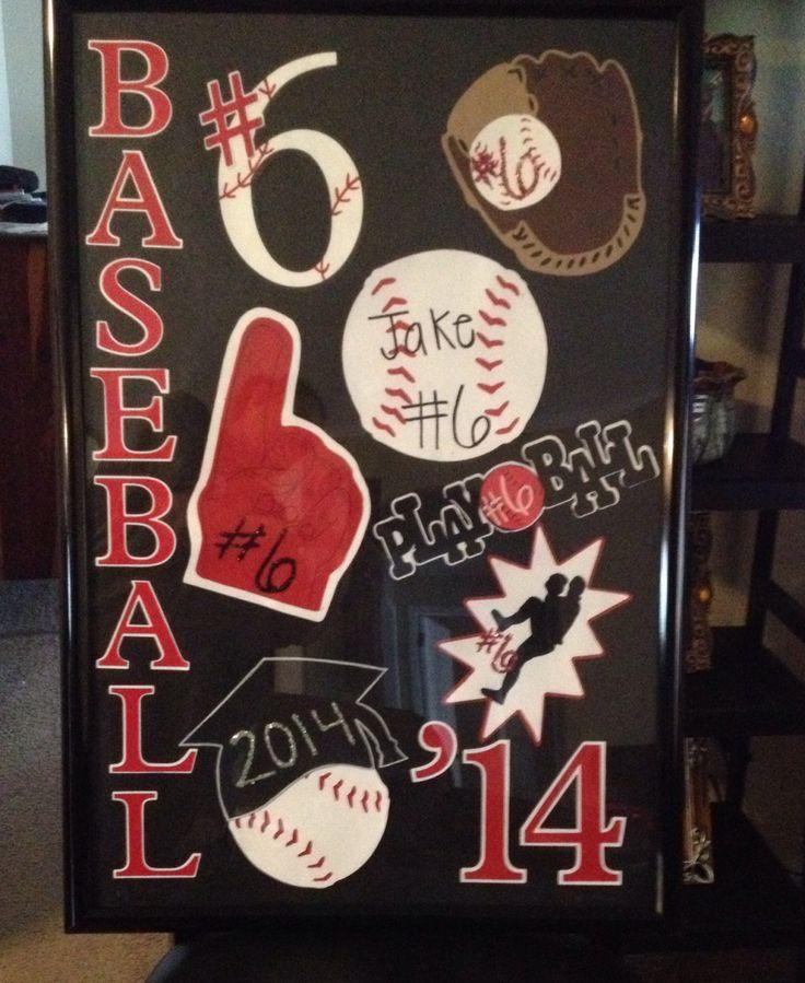 31 best senior night ideas images on pinterest senior night gifts senior year and football for Softball poster ideas