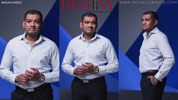 Destiny Man Power 40  Featured Today: Mergan Naidoo  #DMPowerof40