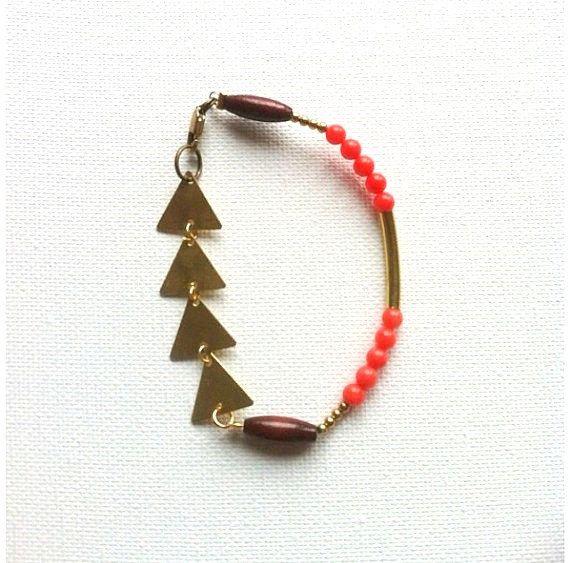 NEW Bracelet BAHIA par LaetiGrena sur Etsy, €26.50