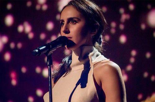 Украинская певица Джамала едет на «Евровидение-2016» (видео)