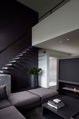 Private House in Belgium by Frederic Kielemoes _