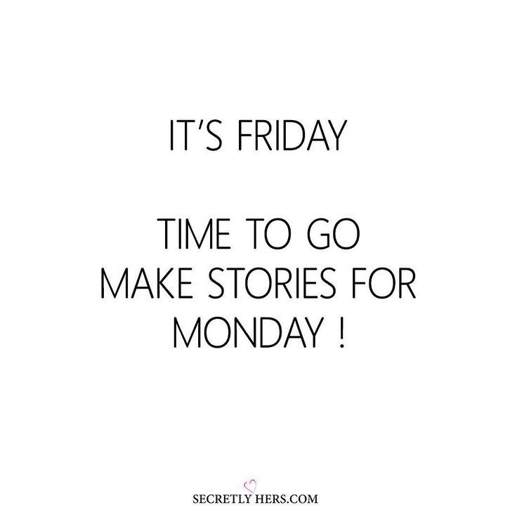happy Friday !