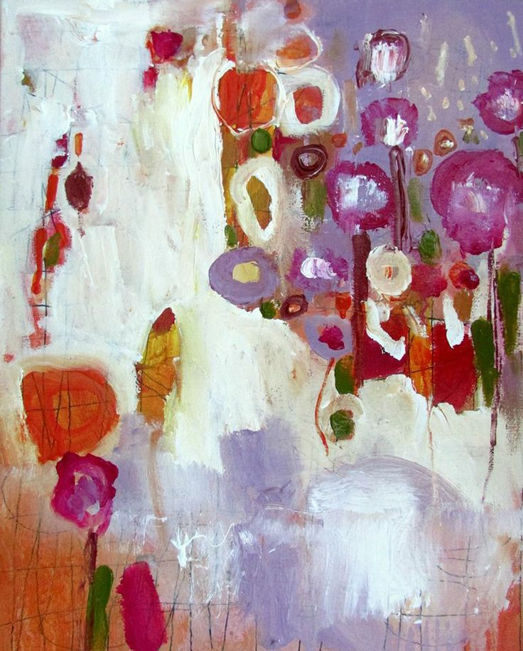 i never did ask for a rose garden 18x24 inch canvas wendy mcwilliams