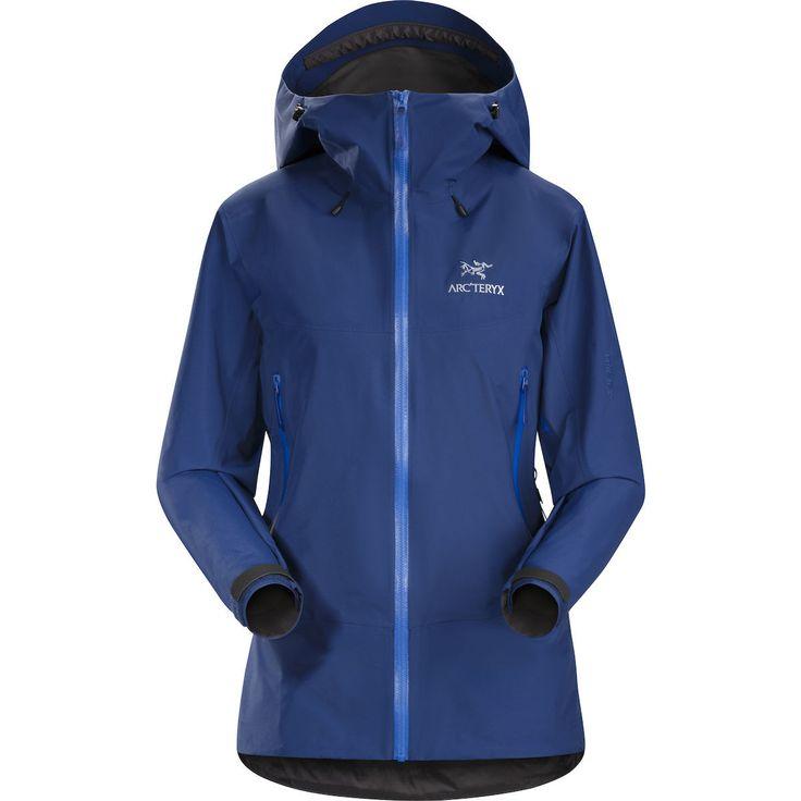 ARC'TERYX - Beta SL Hybrid Women's Waterproof Jacket - 3972980012